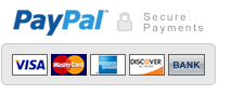 secure Credit and Debit Transactions through Paypal