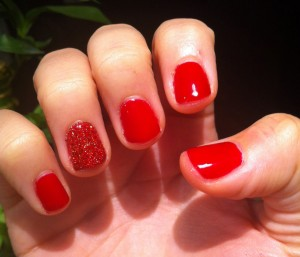Shellac in Decadence at J esthetics Pointe Claire